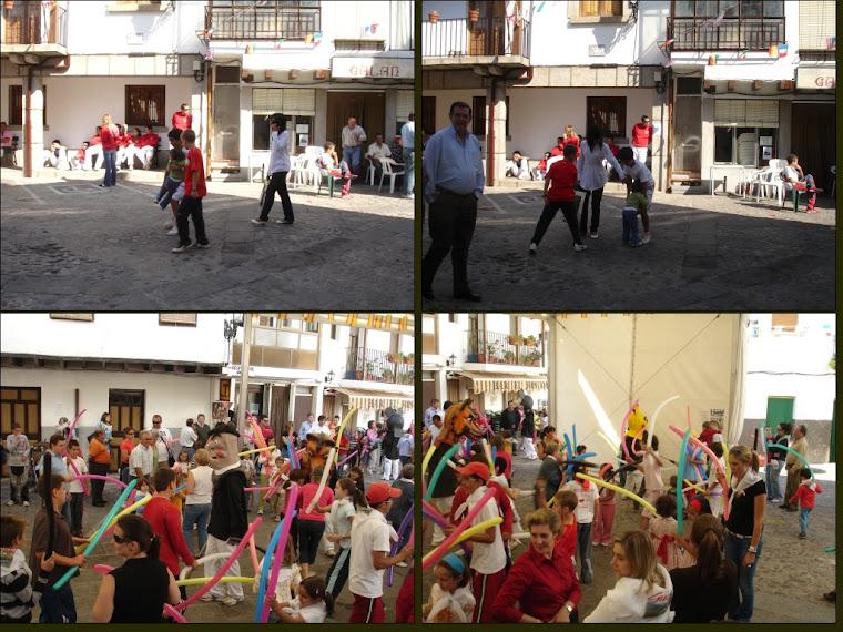 CAPEA INFANTIL - SAN MIGUEL 2008