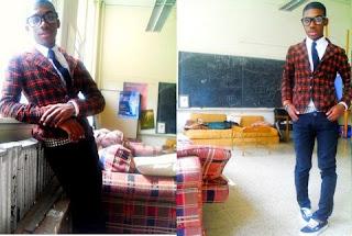 Fashion Inc. Style Society: The Best of Black Men's Fashion