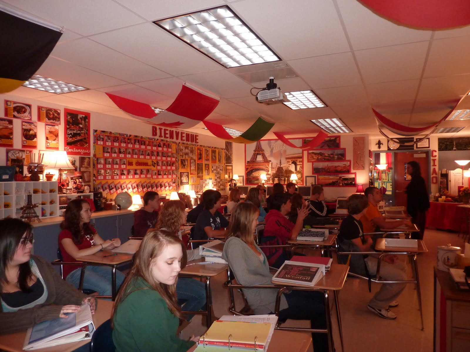 Classroom Decorating High School : High school english classroom decor on pinterest