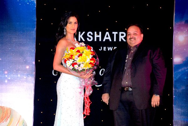 Katrina Kaif On The Ramp for Nakshatra Jewellery