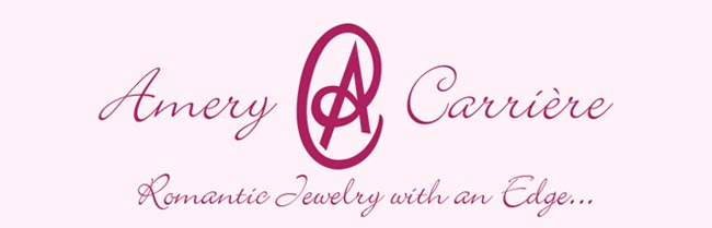 Amery Carrière Designs: Romantic Jewelry with an Edge