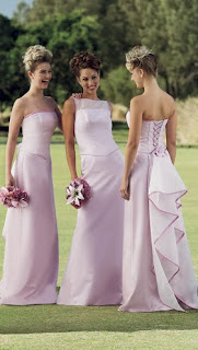 designer bridesmaid dresses
