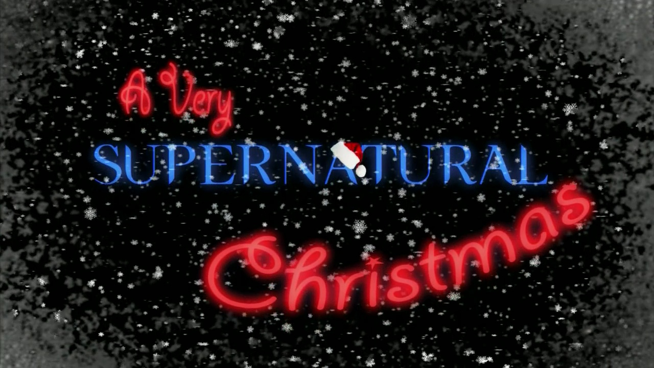 Supernatural Episode 3 08 A Very Supernatural