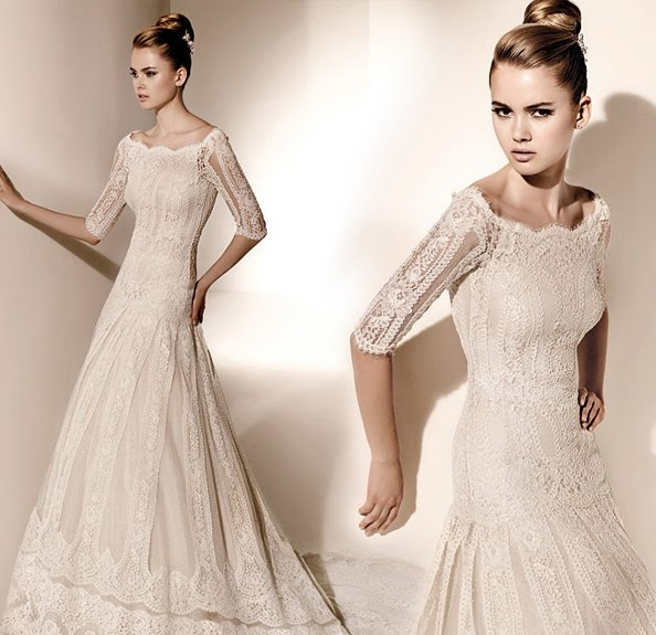 , we would like to share amazing styles of this year wedding dresses