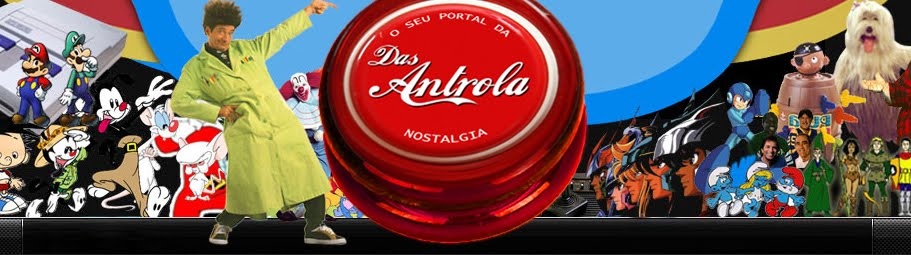Das Antrola - O seu portal da nostalgia