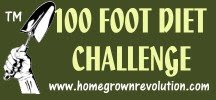 100 Foot Diet Challenge