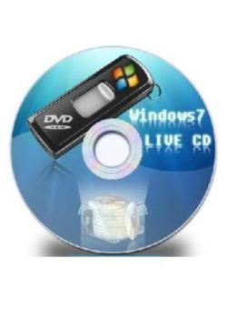 Download Windows 7 Ultimate Live CD
