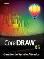 Download Gerador de Serial e Ativador Corel X5