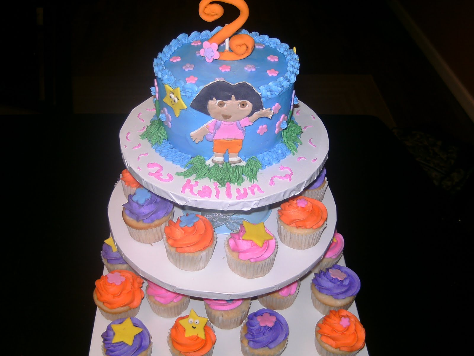 Dora Sheet Cakes images