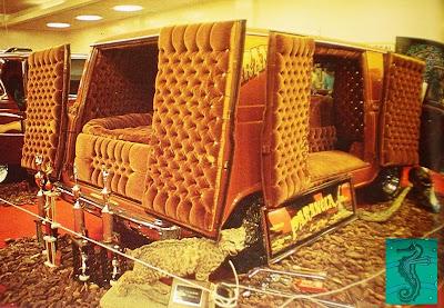 The Interior Wallpapers Custom Van Interiors