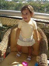 Minha Netinha Isabella Vitória