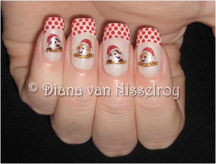 disney chip dale christmas nails romantic ideas for valentines day - Disney Christmas Nails
