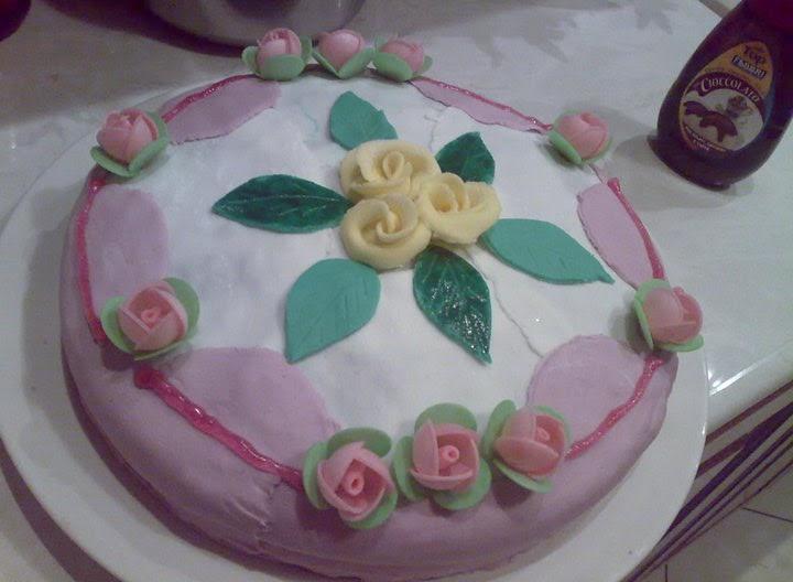 L 39 imperatrice ai fornelli torta per la suocera gemmarosa for Aggiunta suocera