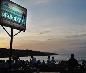 Jimbaran Seafood Restaurants