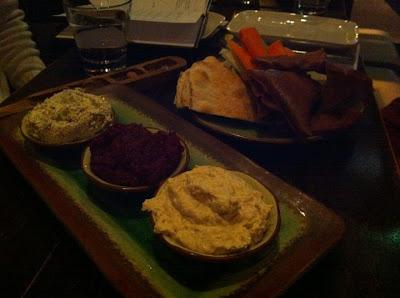 Pita+Bread+baba+ghanouj+lab%27tar+shawandarr Almond Bar