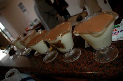 Home-made Tiramisu, Potluck