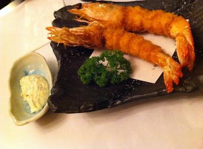 Prawn Yuzu Restaurant