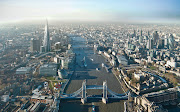 The Shard of Glass will dominate London's skyline just south of River Thames .