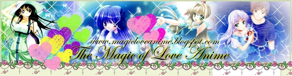 The Magic Of Love Anime