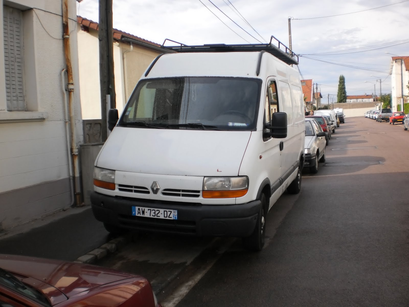 Car export bader dijon renault master for Garage auto dijon