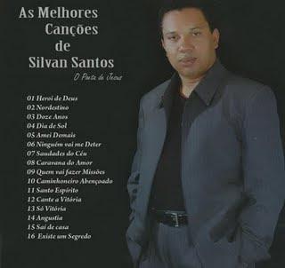 Silvan Santos - As Melhores Cançoes