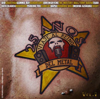 "VIAJE AL REINO DEL METAL ""Vol.1"""