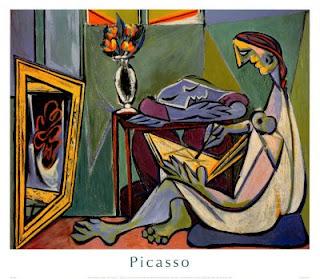 Pablo Picasso - La Muse