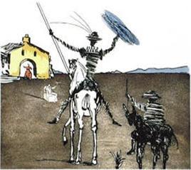 Salvador Dali - The Impossible Dream