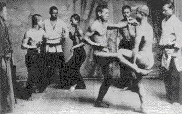 okinawa karate the origin of karate strength in internal energy