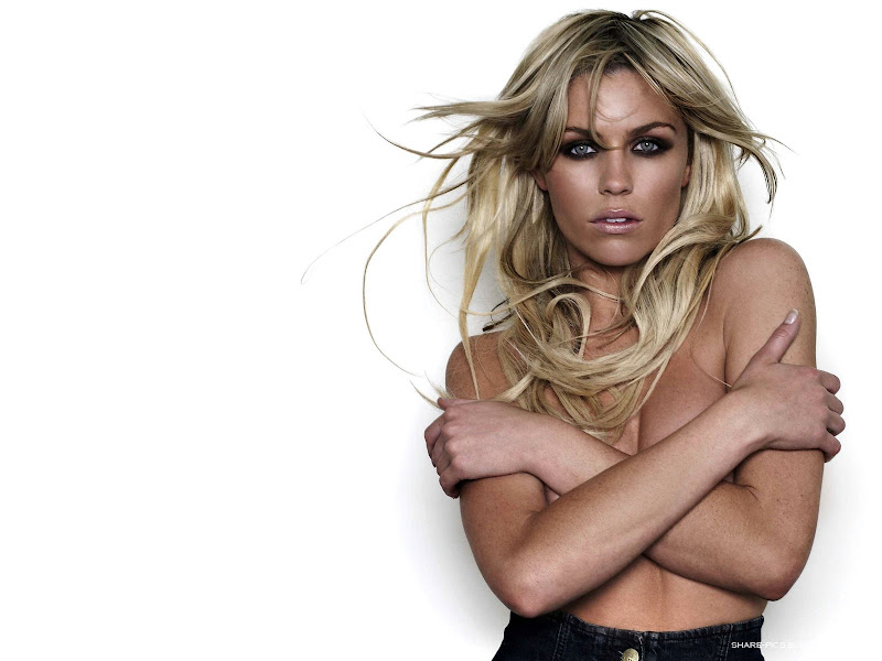 Abigail Clancy Hot topless naked Ultra HQ wallpapers download