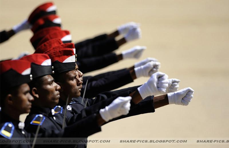 srilankan officers cadet