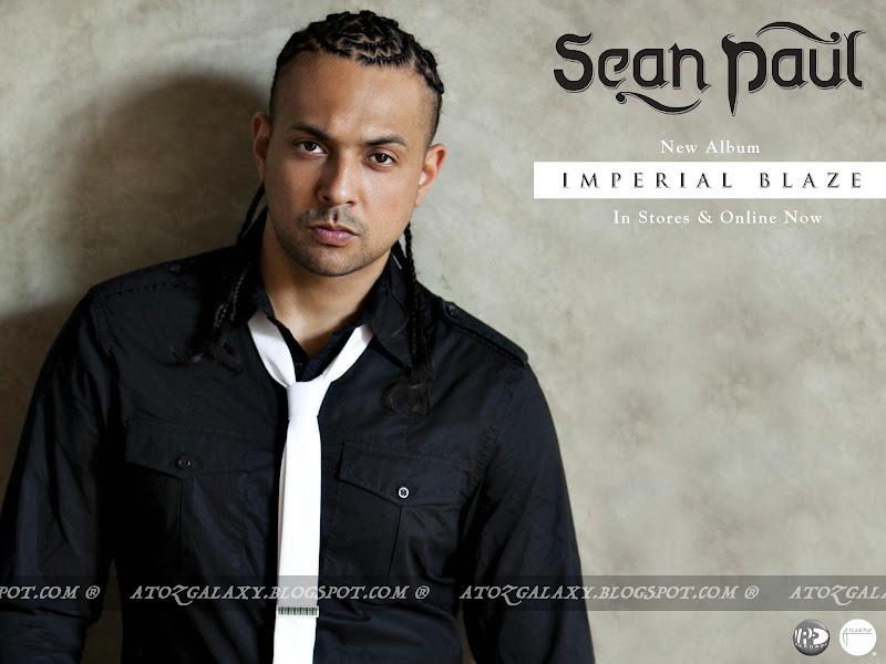 A to Z galaxy: Sean Paul - Imperial Blaze (2009) english ...