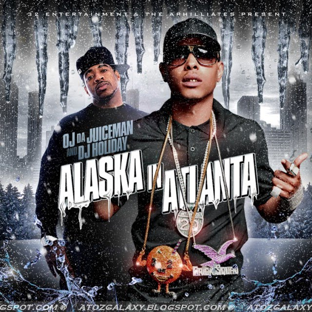 OJ Da Juiceman And DJ Holiday - Alaska In Atlanta