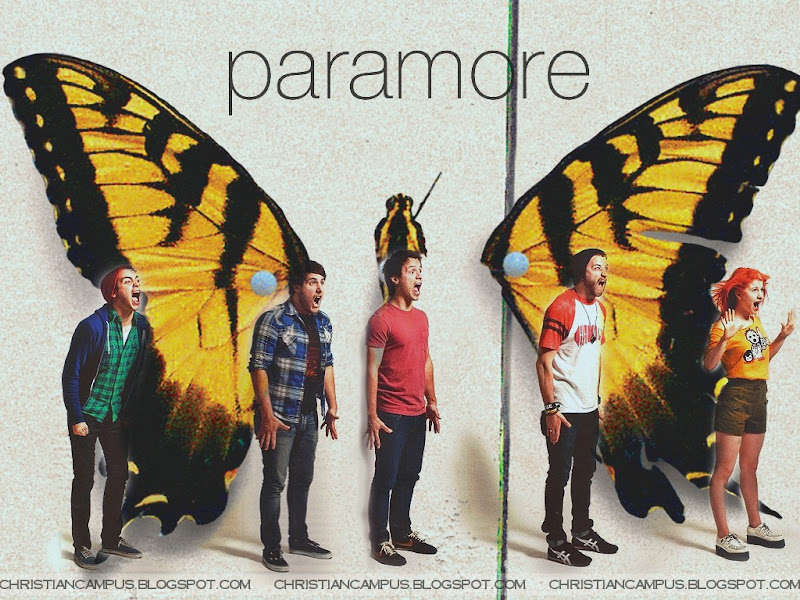 brand new eyes paramore. The paramore band - Brand new