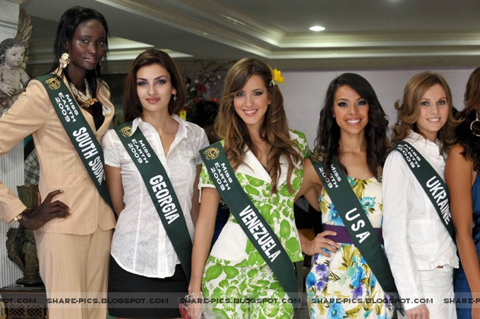 Miss Earth 2009 photo gallery