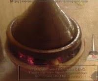 Plantes aromatiques, graines, noix, légumes, poissons, épices ... dans la Cuisine Marocaine Ta%27tajin%27t+lblad-Maroc-Dec2007