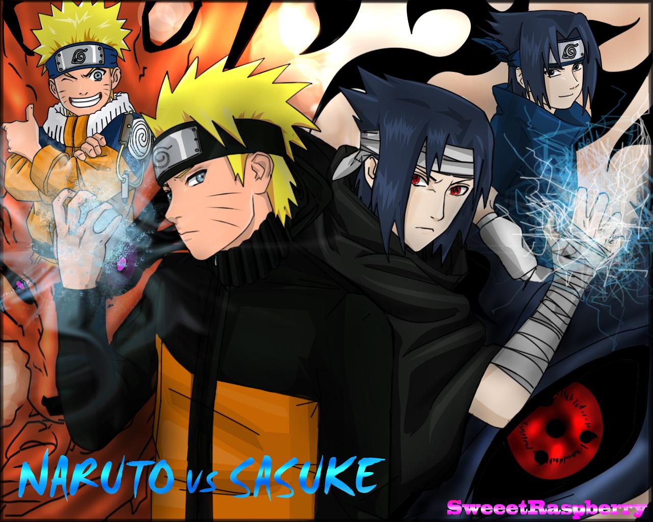 Personajes de naruto naruto uzumaki - Naruto as sasuke ...