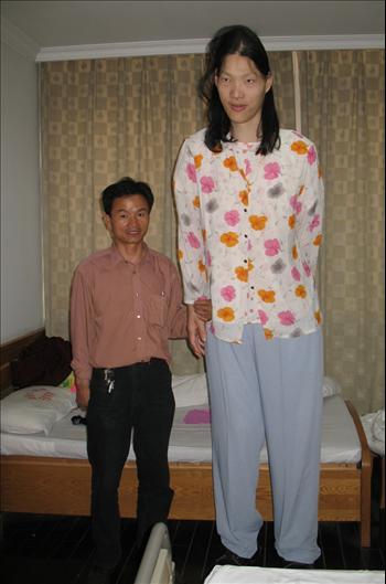 todo sobre las mujeres la mas alta,golda,fea,peg,linda,flaca
