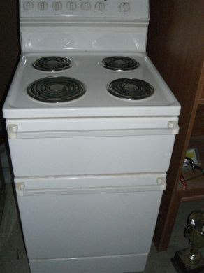 electric and electonic4u never used electric stove