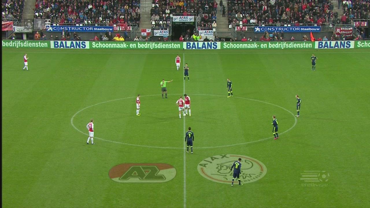 Source: Eredivisie Live 1 HD