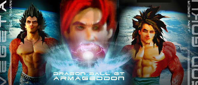 DRAGON BALL GT ARMAGEDON
