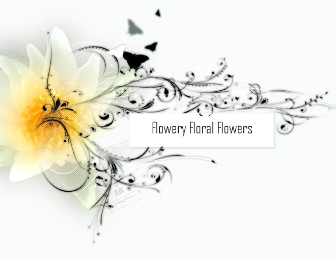 Flowery Floral Flowers