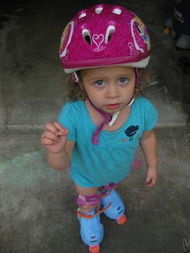 Olivia  (4 years old)