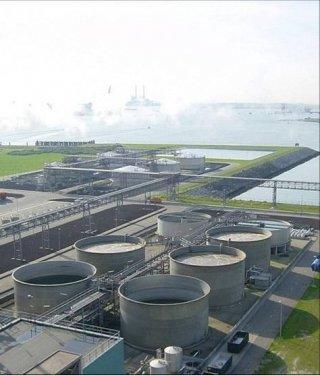 romans invent water treatment plant water treatment plant