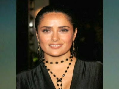 CELEBRITY: Salma Hayek... Salma Hayek Birthplace