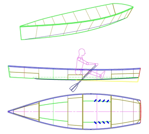 Row Boat Plans Build Row Boat Plans