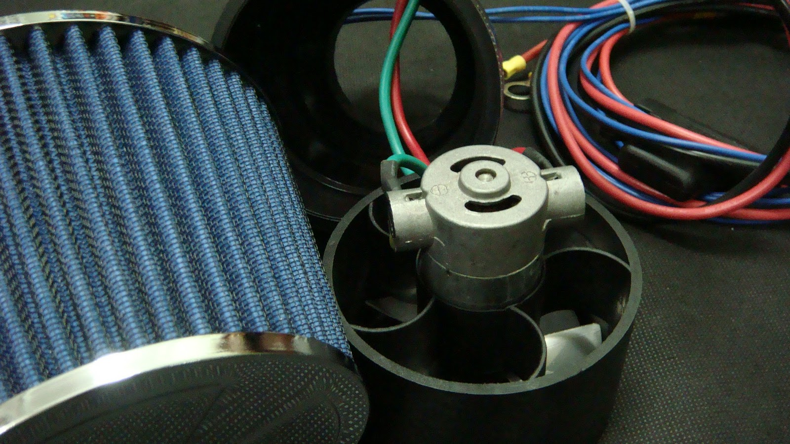 ECG Racing: Electric TURBO Kit