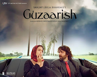 hrithik in Guzarish
