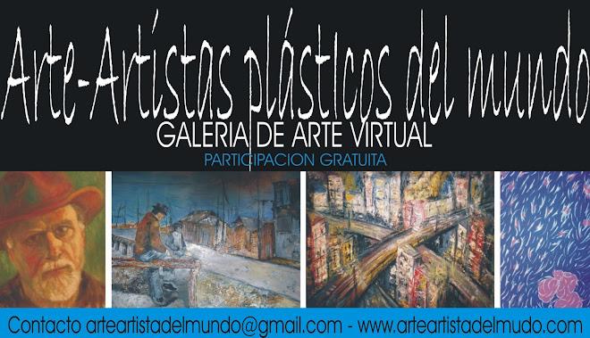 ARTE-ARTISTAS PLASTICOS DEL MUNDO