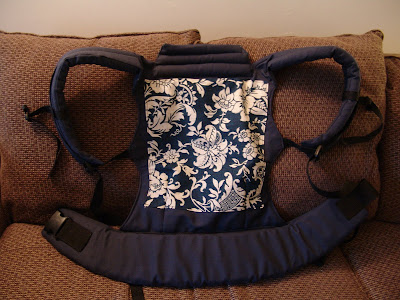 Soft Backpack Baby Carrier Pattern | New Free Patterns